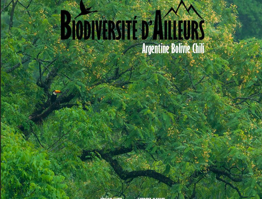 BIODIVERSITÉ Arg-Bol-Chi Cover
